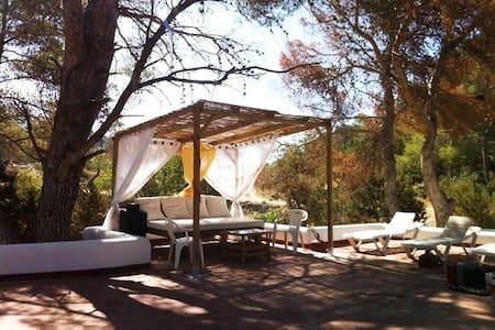 GUESTROOM IN BEAUTIFUL FINCA SALADA - Sant Antoni de Portmany