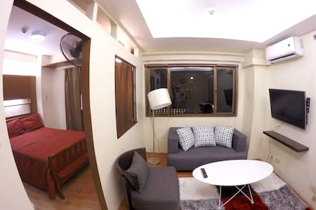 Cute & Cosy Condo: Eastwood QC - Quezon City - Apartment