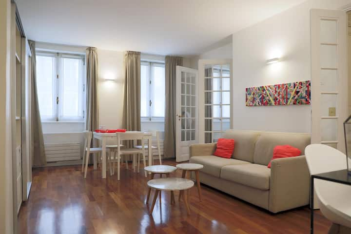 1 Bedroom Apartment in the heart of Paris