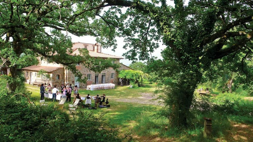 La Selva is a perfect place for a family reunion or to celebrate a wedding