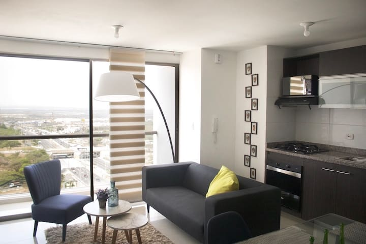 Exclusivo: Apartamento Inteligente en Villasantos