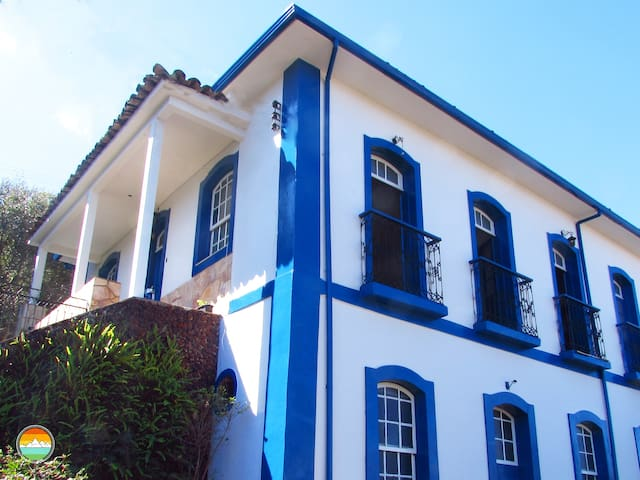 Buena Vista Hostel - Quarto Mestre Ataíde