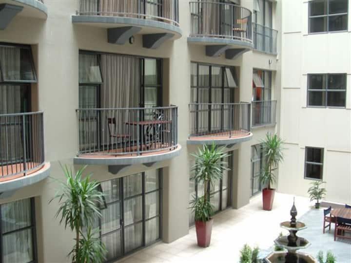 Studio apartment at Atrium Towers