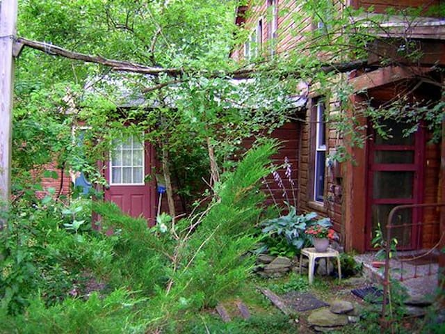1 Room Mini Studio Apartment Rustic - Hurleyville