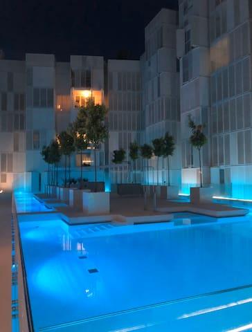 Fantastico super appartamento ad Ibiza centro