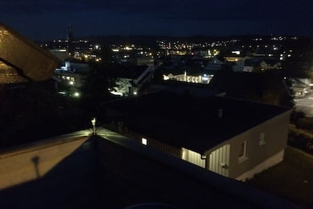 Roof of the city. 2 min to centrum - Skien