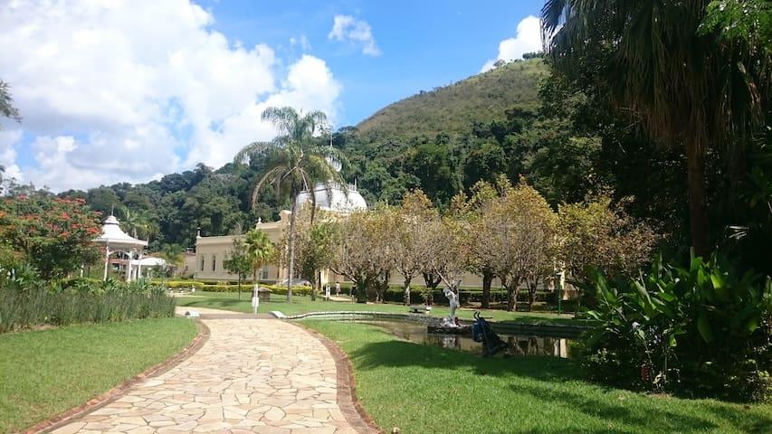 Casa em Caxambu, cidade das águas minerais. - Caxambu - Casa