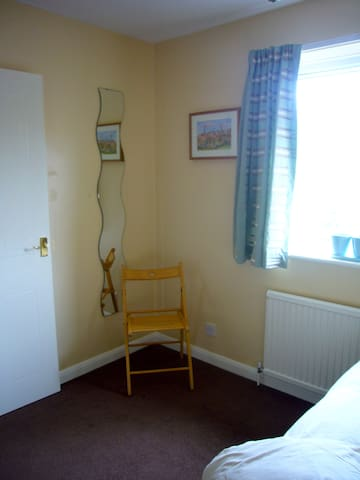 Singleroom,parking. Wi-fi. - Weston super Mare - House
