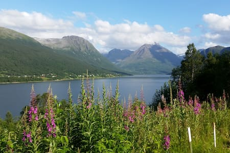 Koselig overnatting, 15 min. fra Tromsø