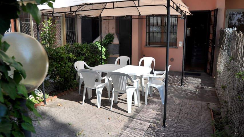 Peace & Love House-Villetta a schiera / Row House