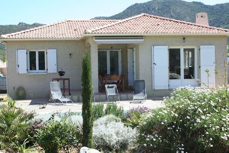 ISULA D'ORO Occhiatana Haute Corse - Occhiatana