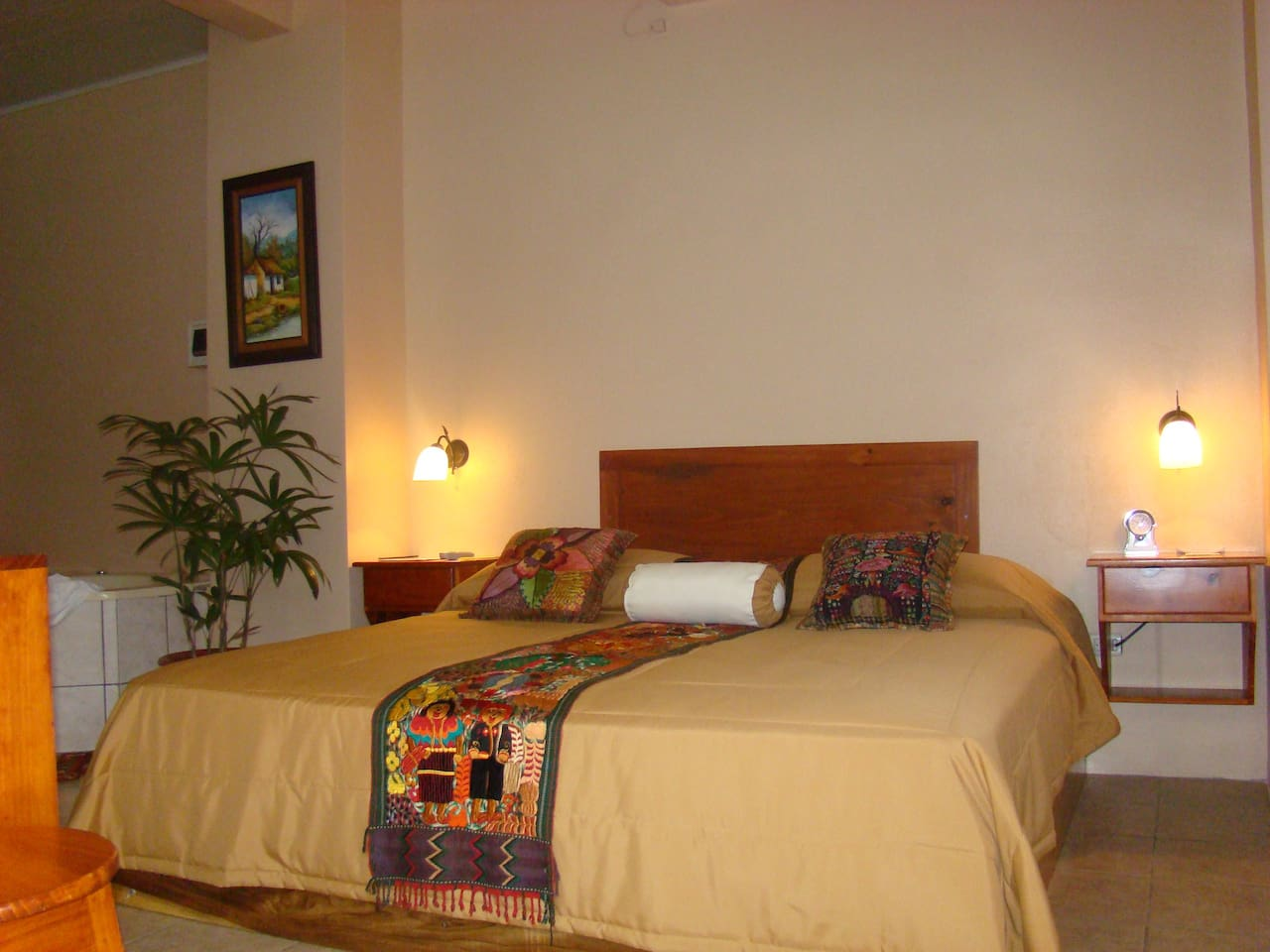 Rooms at Las Colinas Arenal Hotel, Arenal Volcano, Costa Rica