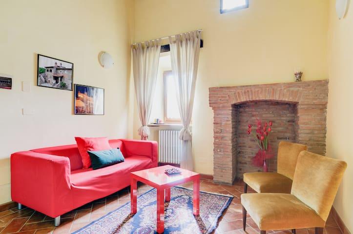 Tulip apartment - Arezzo - Byt