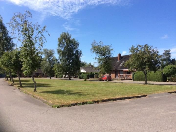 Stort familie hus på Sydfyn
