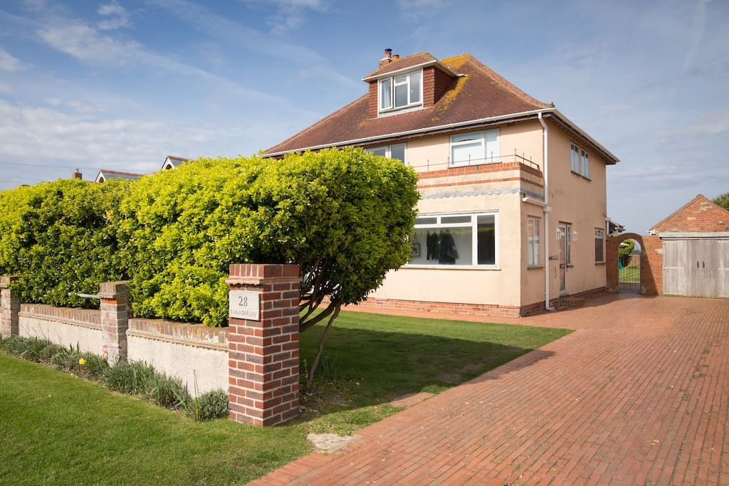 Much loved seaside family home