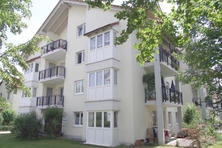 Appartement im Zentrum - Coburg - Lejlighed