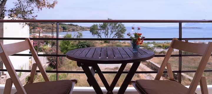 Seaside apartment 4-5 persons
