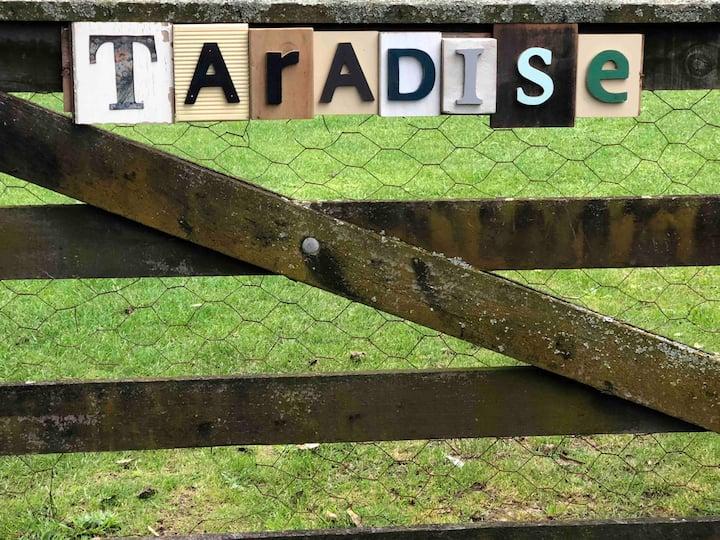 @Taradise-Opunake - eco-friendly  Coastal hideaway