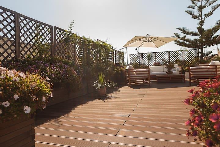Panoramic Apt in Cagliari's heart - Cagliari - Lejlighed