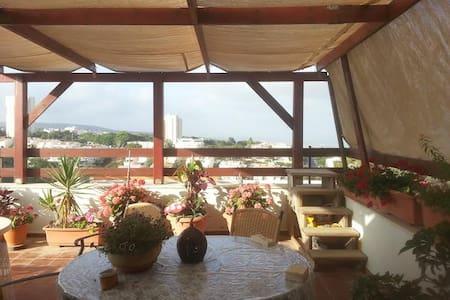 Haifa Carmel aprt. sea &forest view - Hajfa - Apartament