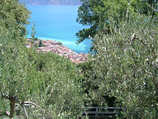 Nuovo Appartamento Vista Lago - Gargnano