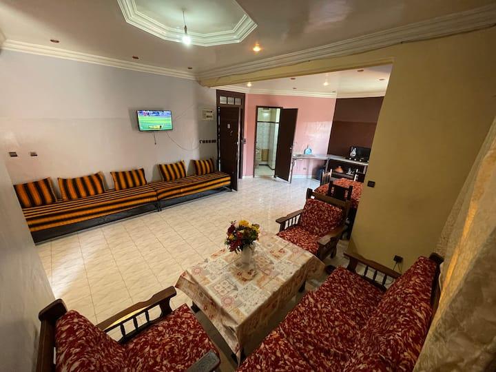 Appartement Meublé au Centre Ville Marrakech
