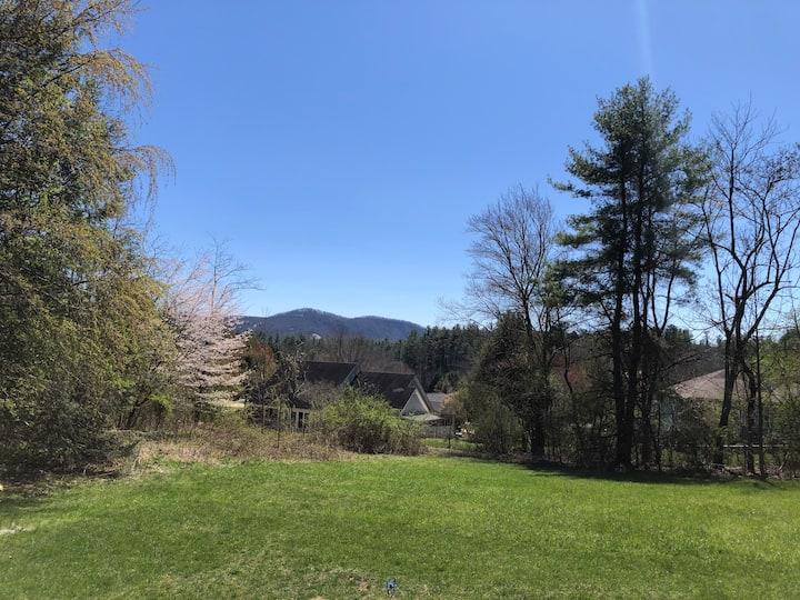 NEW! Mountain Retreat in peaceful setting