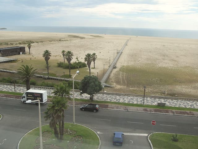 Beach front apartment - Figueira da Foz