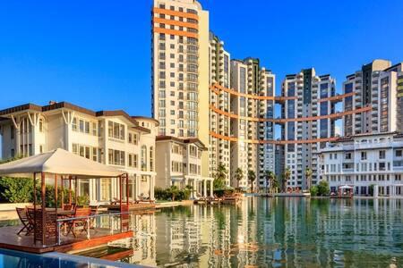 Bursa Modern 2 Bedroom Apartment