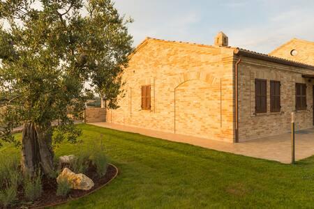 Villa Potenza- Cottage Il Platano - Macerata - Byt