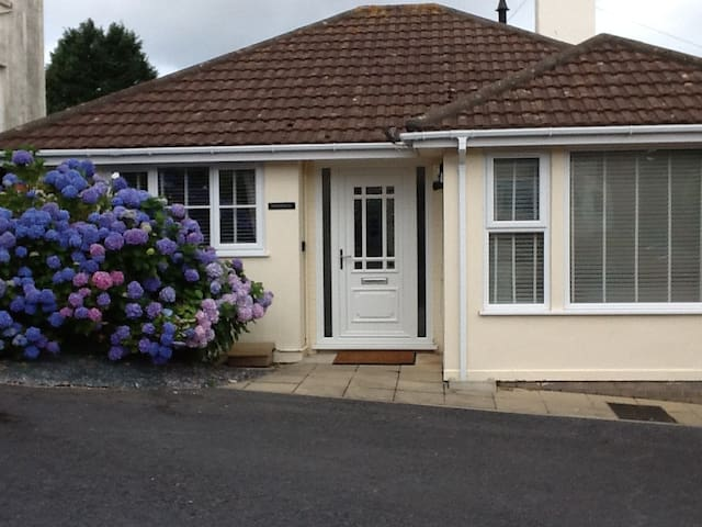 Moorview,  Salcombe  - A detached bungalow