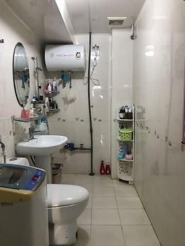 这是房子的洗手间