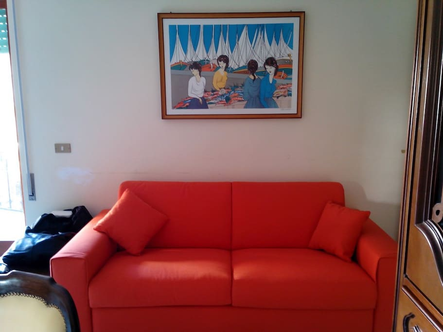 divano sala da pranzo