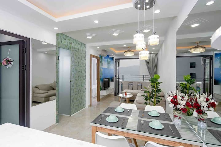 2BR【BALCONY SeaView 】MUONGTHANH Apartment (29th)