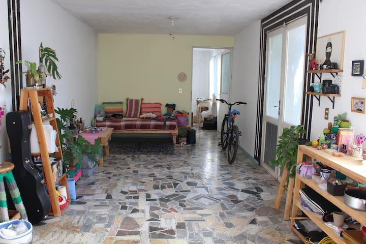 Departamento/Estudio Cholula - San Andrés Cholula - Apartament