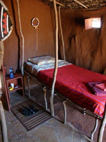 Muteleu Family's Traditional Maasai Village