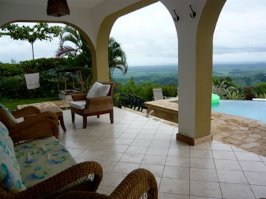 Relax at the Casa!