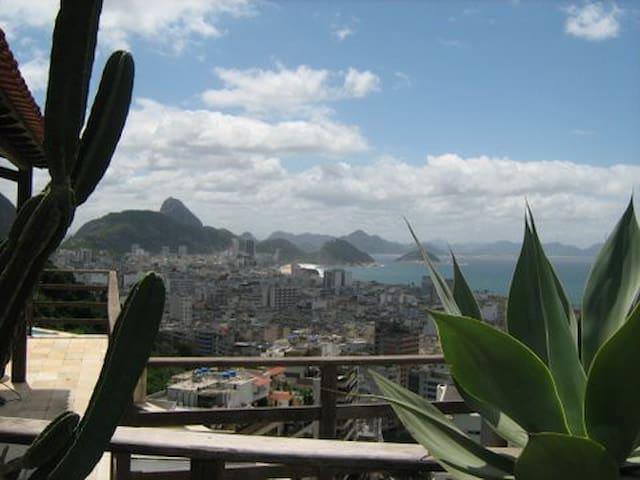 de Copacabana, do Pão de Açucar