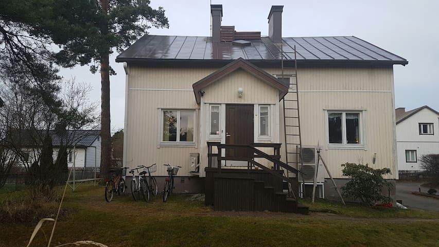 Talo Pidesluodossa - Rauma