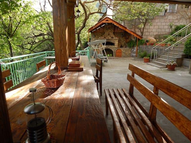 Enjoy warm Armenian Hospitality