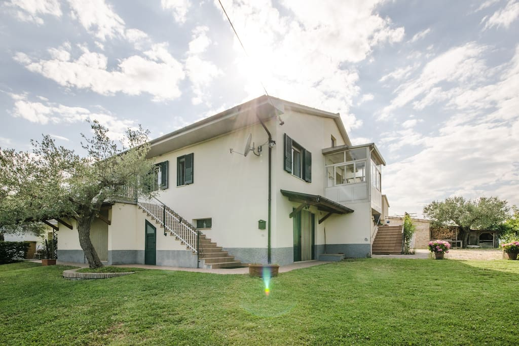 CasaMonteverde Country Holiday Home