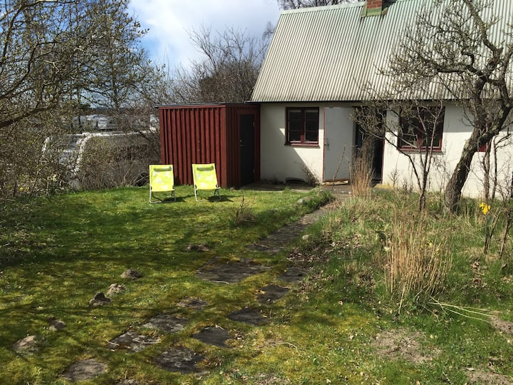Small beachhouse Nybrostrand