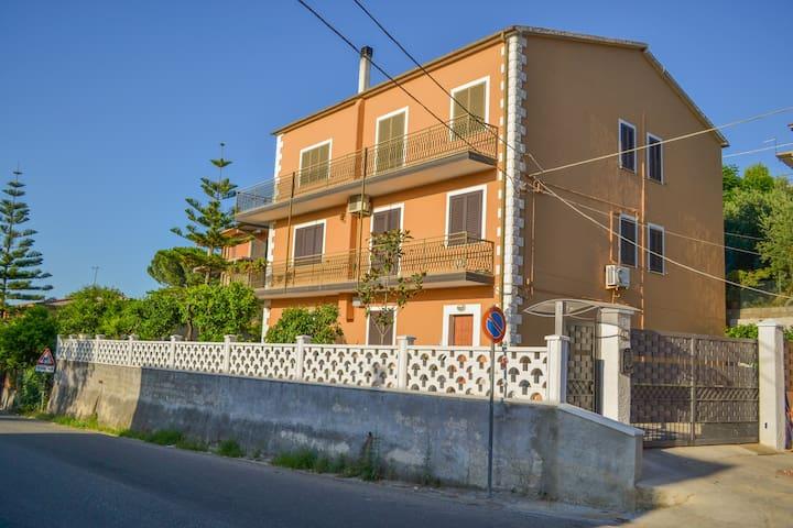 Appartamento familiare zona tranquilla panoramica