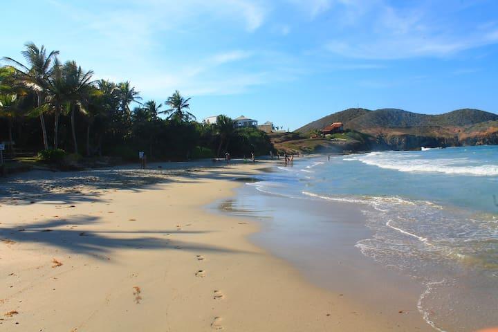 Puerto Real, Isla de Margarita
