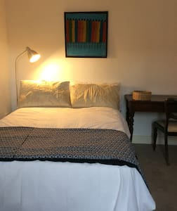 Warm, light and cosy double in Central Oxford - Oxford - Casa