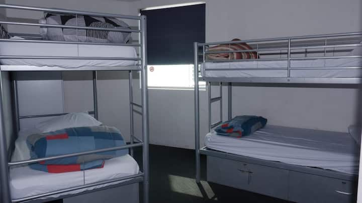 Bed in 4 Bed Ensuite Dorm