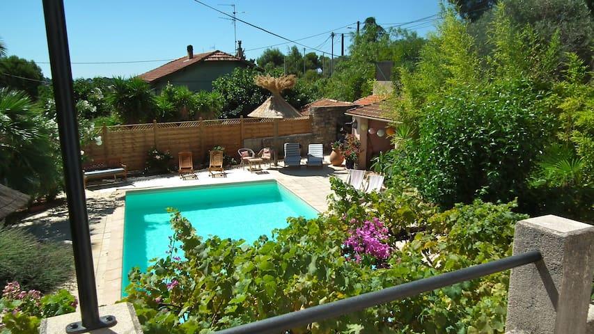 Villa splendide avec piscine - Ceyreste