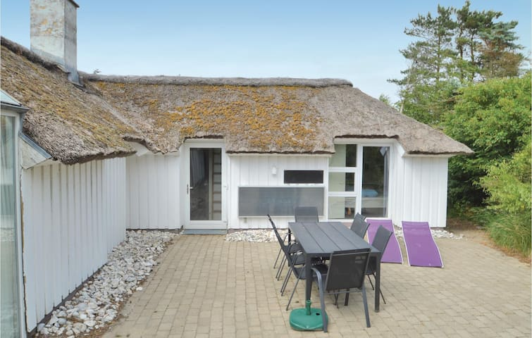 Holiday cottage with 4 bedrooms on 170m² in Fjerritslev
