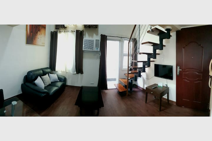 AGR901 43sqm/468sqft Fully-furnished in the Metro