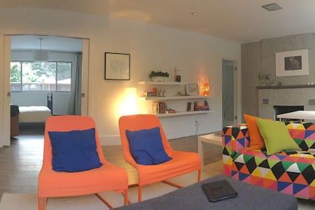 Cozy suite in Edgemont Village - North Vancouver - Casa de hóspedes